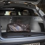 Prueba Mercedes EQC maletero