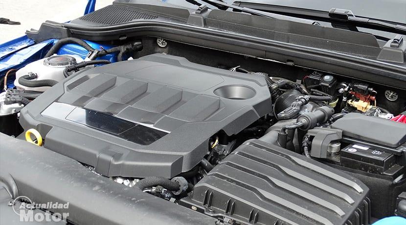 Motor 1.6 TDI 115 CV diésel Skoda Scala