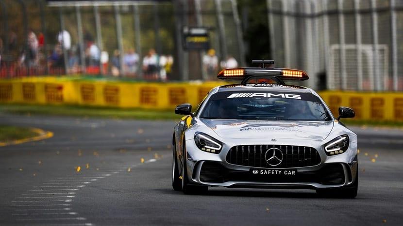 Safety Car F1 2019