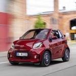 Smart Fortwo Cabrio EQ 2020