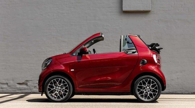 Smart Fortwo Cabrio 2020
