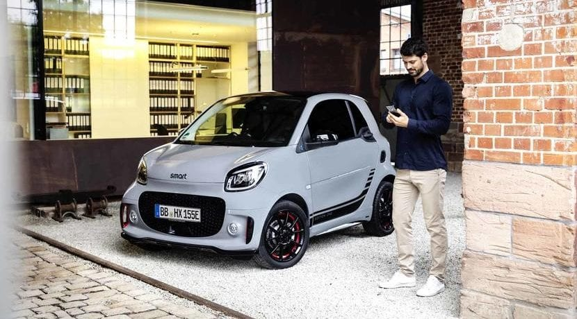 Smart Fortwo Coupe 2020