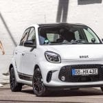 Smart Fortwo Coupe EQ 2020