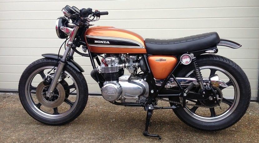Tipos de motos: Brat Style