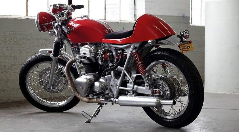 Tipos de motos: Café Racer