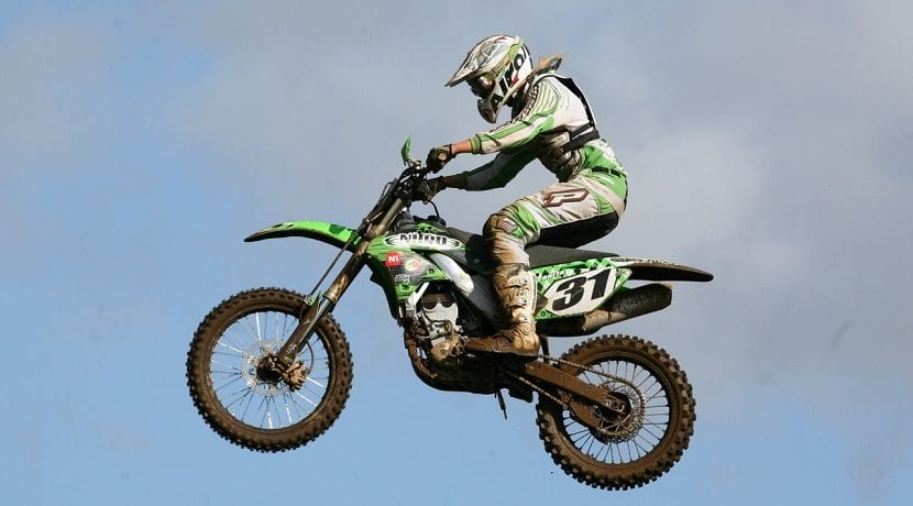 Tipos de motos: Cross