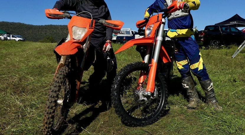 Motos Enduro