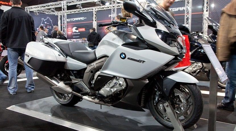 Tipos de motos: Gran Turismo