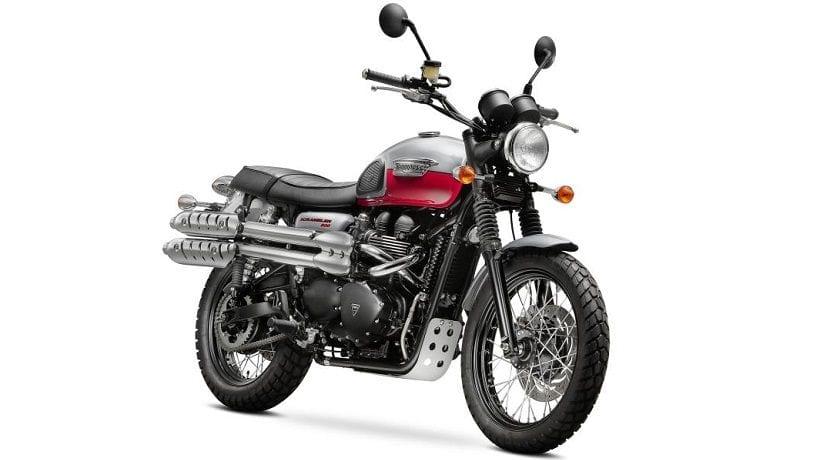 Tipos de motos: Scrambler