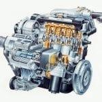 Motor VR6 del Volkswagen Corrado