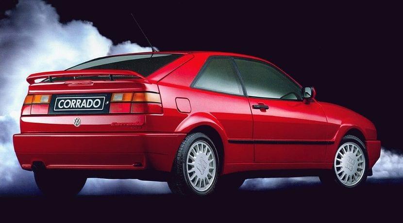 Alerón del Volkswagen Corrado