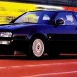 0 a 100 km/h del Corrado VR6
