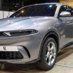 Alfa Romeo Tonale 2020