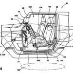 Ford Bronco Mirror Patent Side