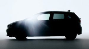 Honda Jazz - Honda Fit 2020 teaser Tokyo Auto Show