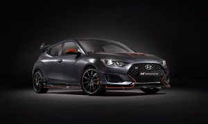 Hyundai Veloster N Performance Concept front