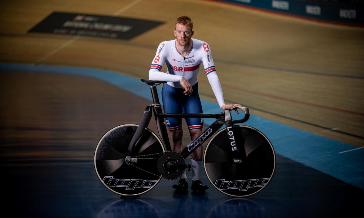 Lotus Engineering junto - Hope Technology Track Bike