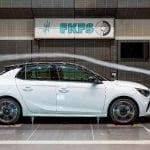Opel Corsa F 2019 aerodynamic