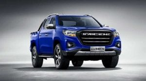 Peugeot Pick Up - Changan Kaicheng F70 frontal