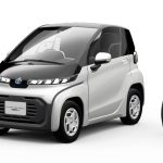 Toyota Ultra-compact BEV - Toyota Ultra-compact BEV Concept Model for business - Toyota i-ROAD