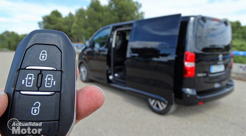 Abrir y arrancar un coche keyless cuando no detecta la llave