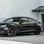 Lateral del Audi S5 TDI Sportback de ABT
