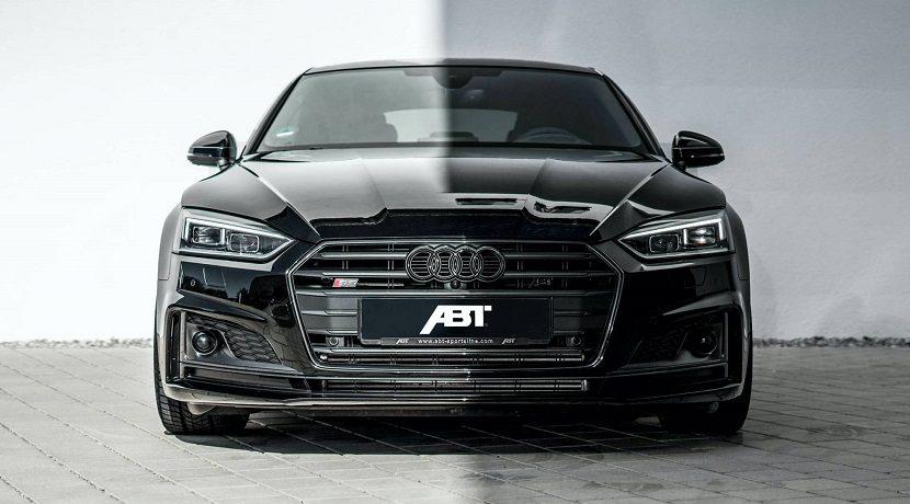 Frontal del Audi S5 TDI Sportback de ABT