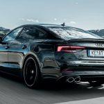 Trasera del Audi S5 TDI Sportback de ABT