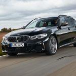 BMW Serie 3 M340i xDrive Touring dinámica