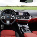 BMW Serie 3 M340i xDrive Touring diseño interior