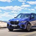 BMW X5 M Competition dinámica