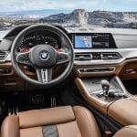 BMW X5 M interior