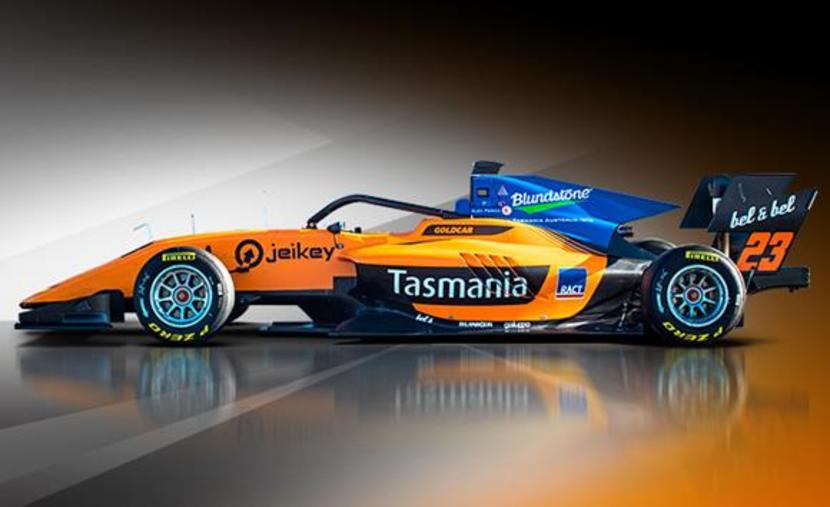 Campos Racing Team F3