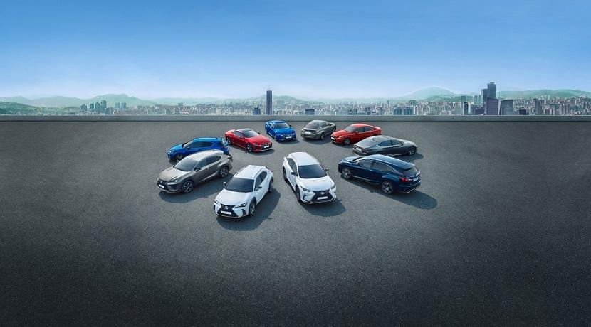 Toyota y lexus lanzarán vehículos eléctricos