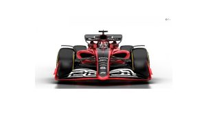 F1 2021 frontal