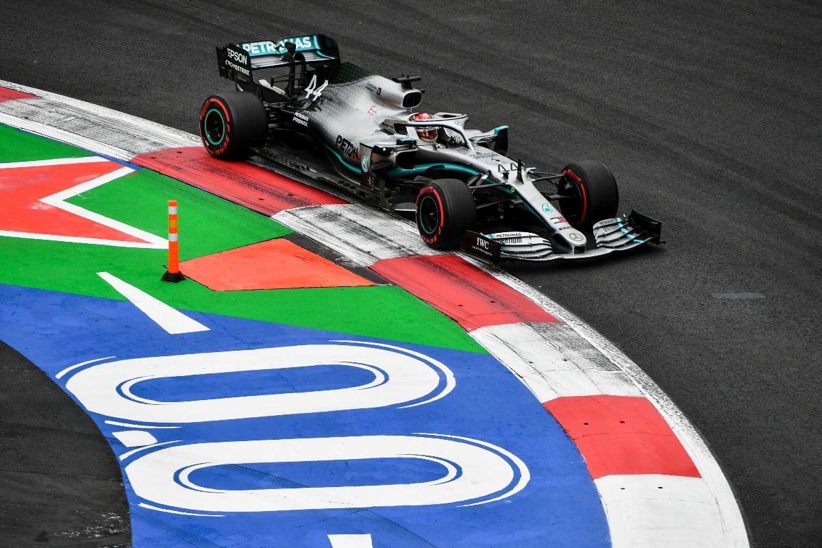 Mercedes GP de México F1 2019