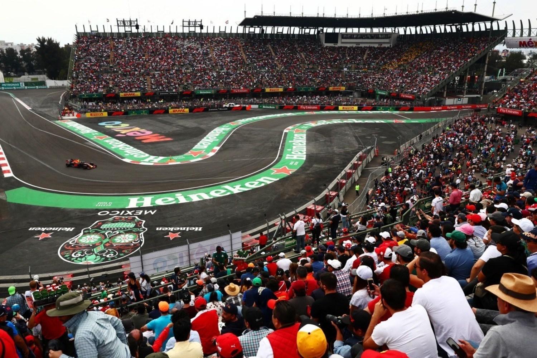 GP de México F1 2019