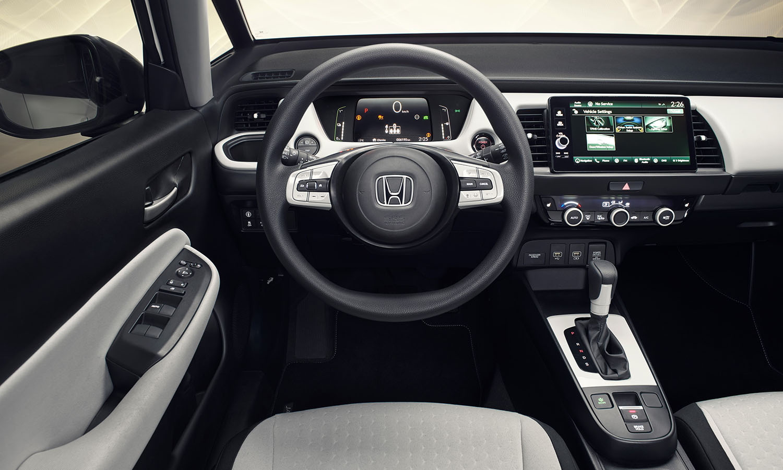 Honda Jazz volante