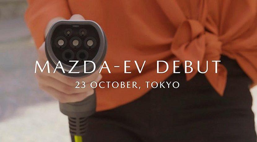 Presentación oficial del eléctrico de Mazda