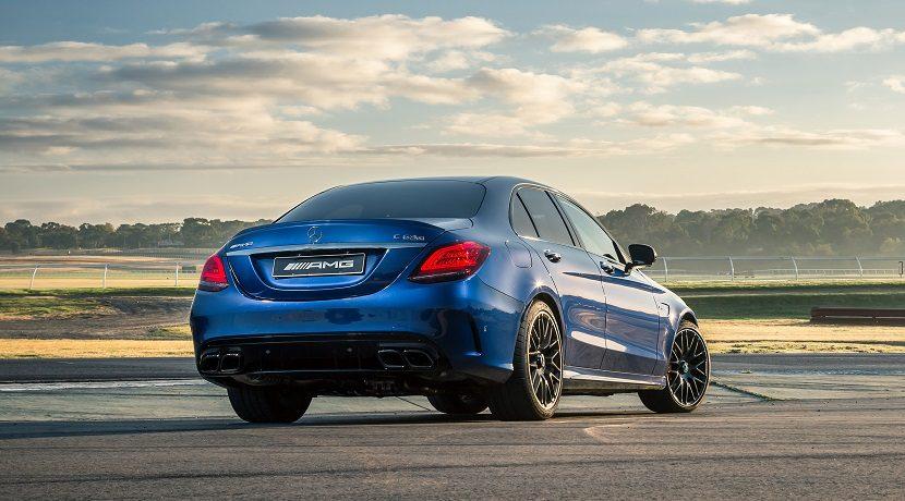 El Mercedes AMG C 63 de tercera generación llevará un curo cilindros