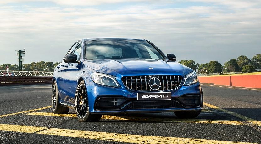 El Mercedes AMG C 63 llevará un cuatro cilindros con sistema microhíbrido