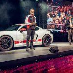 Presentación del Porsche 718 Cayman GT4 Sports Cup Edition