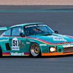 Porsche 935 77a k2 en curva