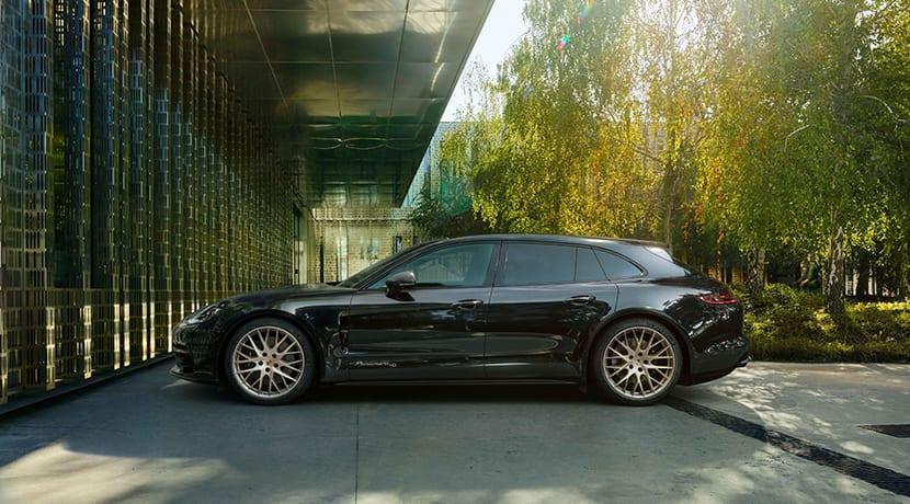 Porsche Panamera Sport Turismo 10 Years Edition