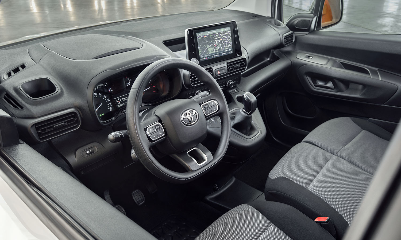 Toyota Proace City interior