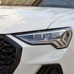 Prueba Audi Q3 Sportback faro de LED