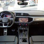 Prueba Audi Q3 Sportback salpicadero