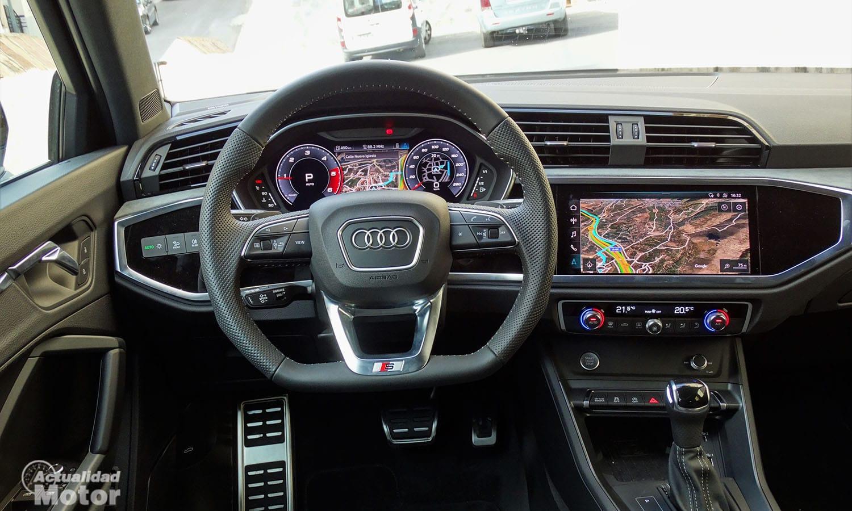 Puesto conducción Audi Q3 Sportback