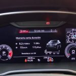 Prueba Audi Q3 Sportback cuadro de instrumentos digital