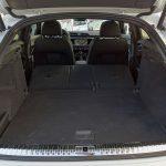 Prueba Audi Q3 Sportback maletero con asientos tumbados